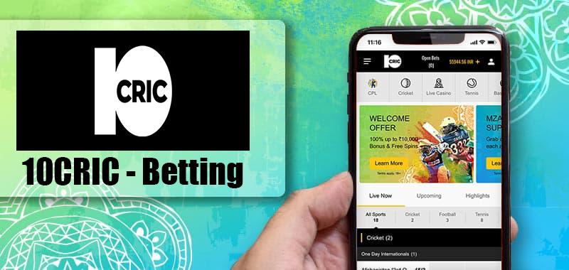 10CRIC Betting