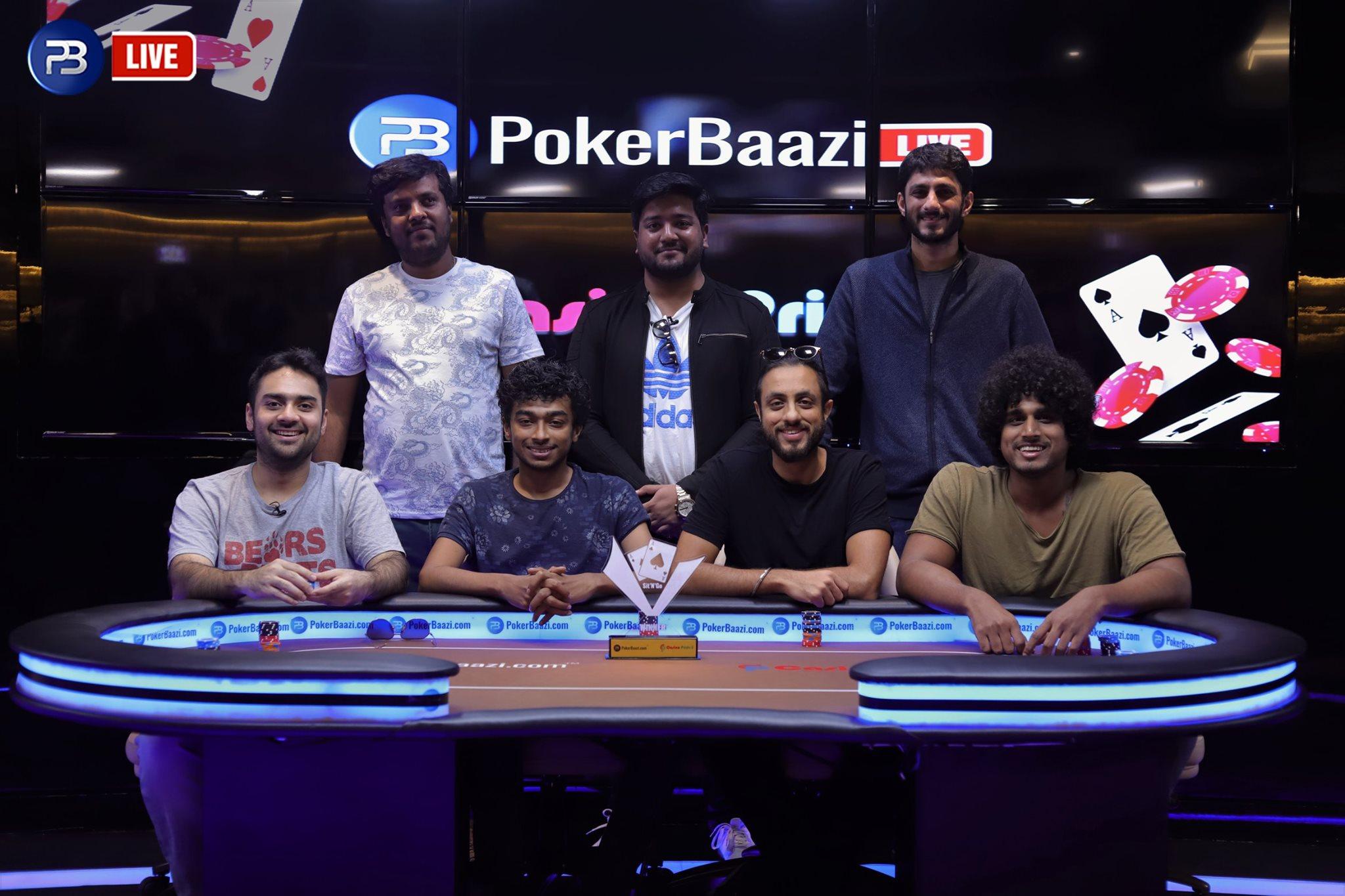 pokerbaazi live