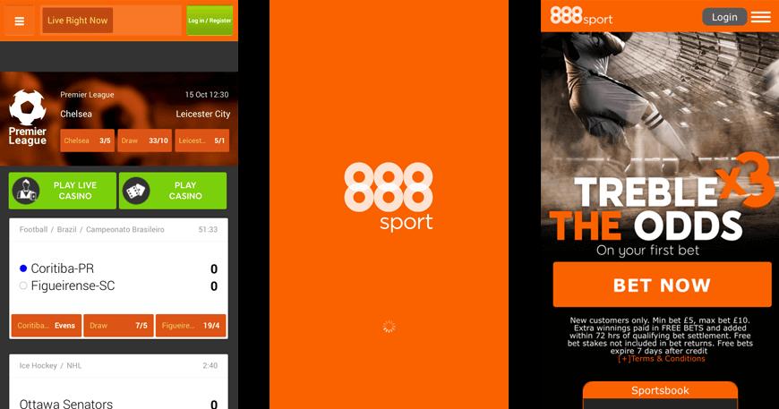 mobile app 888sport