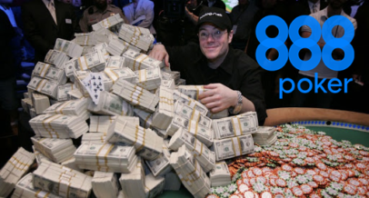 888 poker money