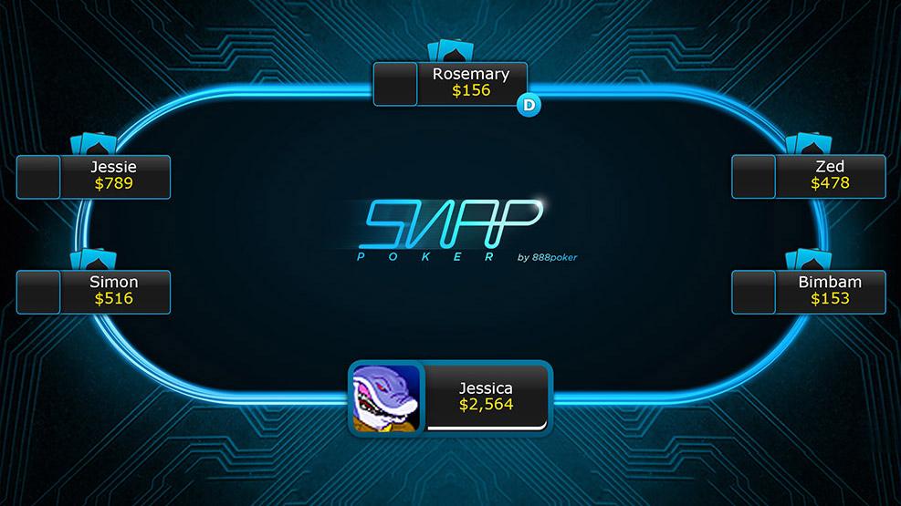 snap 888poker