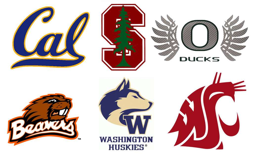 North Division pac 12