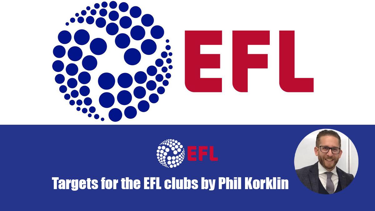Phil Korklin for EFL
