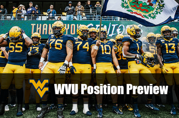WVU Position Preview