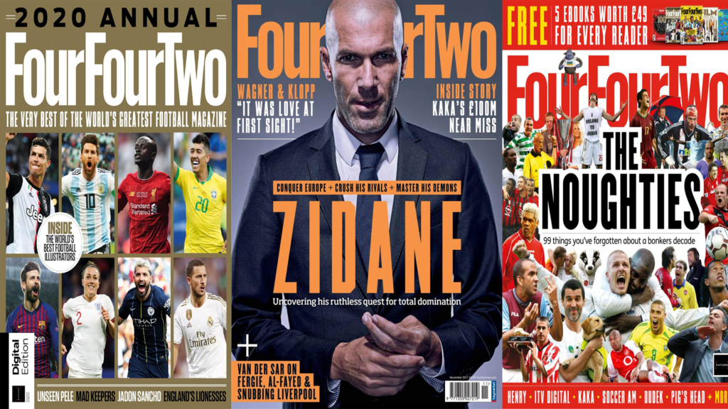 four four two site