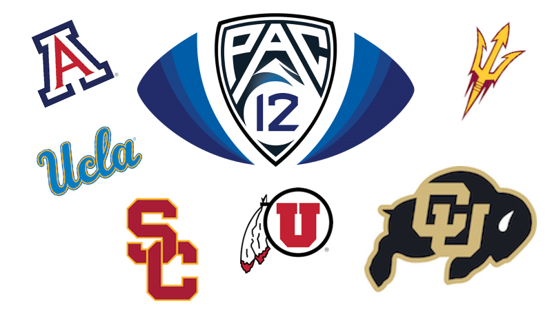 South division pac12