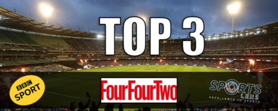 top 3 football site