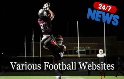 Various Football Websites