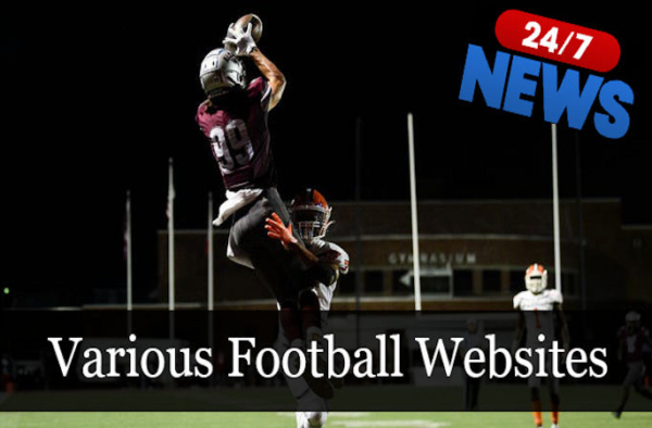 Various Football Websites