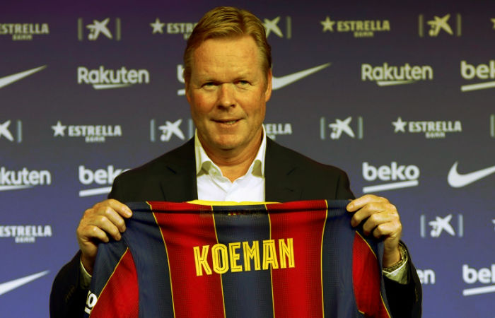 Koeman Will Miss Fans